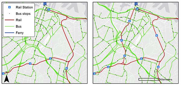 Figure 4, Transport economics, transport planning, Veitch Lister Consulting, VLC