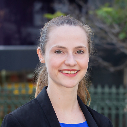 Rhiannon Rutledge, Senior Consultant (Transport Economics), Brisbane, Queensland, Veitch Lister consulting, VLC